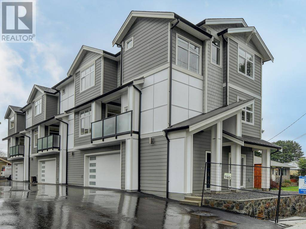 Townhouse for sale at 946 Jenkins Ave Unit 112 Victoria British Columbia - MLS: 421991