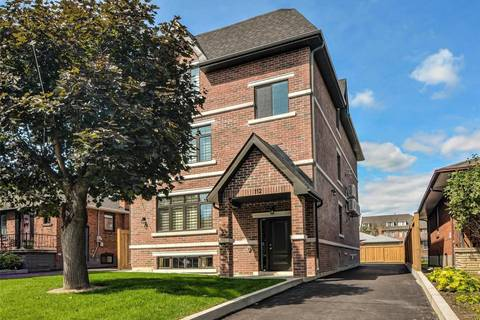 Townhouse for rent at 112 Algoma St-101 St Toronto Ontario - MLS: W4577662