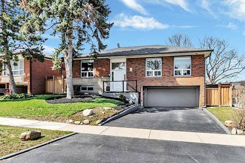 House for sale at 112 Allanhurst Dr Toronto Ontario - MLS: W4423103