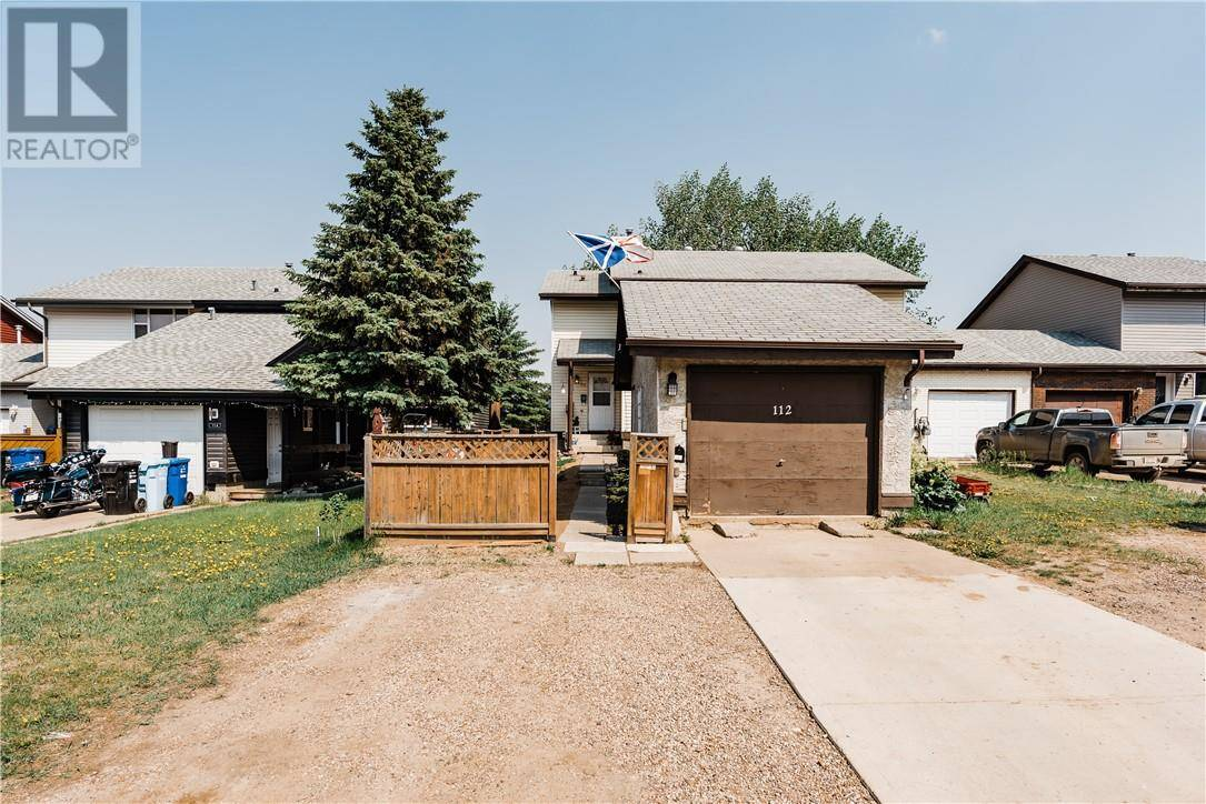 Townhouse for sale at 112 Aurora Pl Fort Mcmurray Alberta - MLS: fm0178364