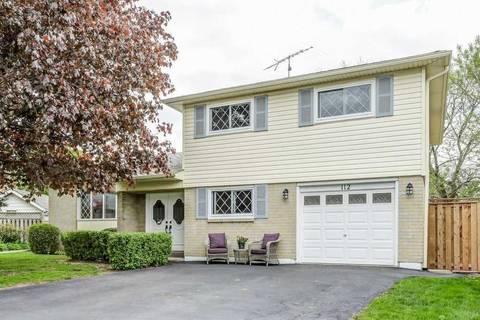 House for sale at 112 Baldwin Ct Milton Ontario - MLS: W4488178