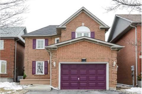 House for sale at 112 Black Oak Dr Brampton Ontario - MLS: W4421308