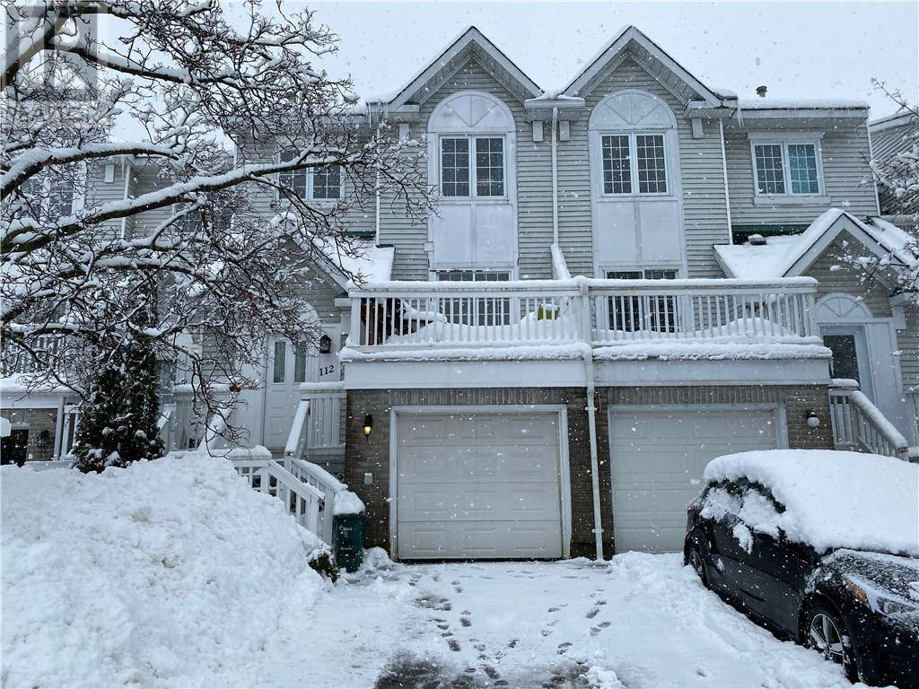 Townhouse for sale at 112 Castlegreen Pt Ottawa Ontario - MLS: 1184127