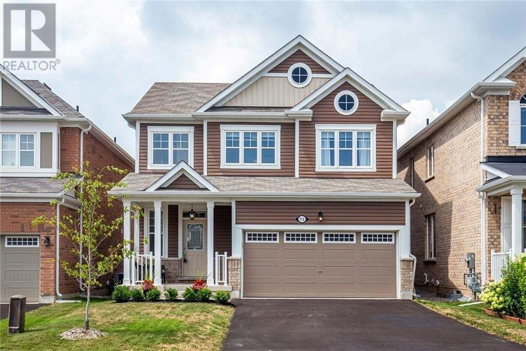 House for sale at 112 Celano Dr Waterdown Ontario - MLS: 30827305