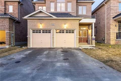 House for sale at 112 Chandler Terr Woodstock Ontario - MLS: X4722674