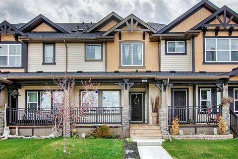 Townhouse for sale at 112 Clydesdale Wy Cochrane Alberta - MLS: C4247511