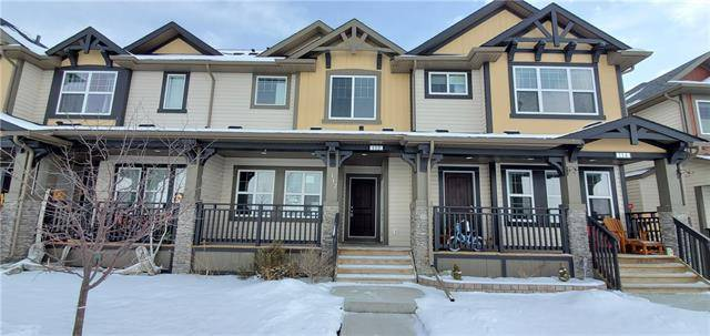 Townhouse for sale at 112 Clydesdale Wy Cochrane Alberta - MLS: C4292840