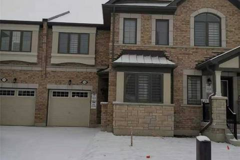 Townhouse for rent at 112 Coho Dr Whitby Ontario - MLS: E4654894
