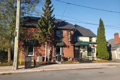 Commercial property for lease at 112 Colborne St Whitby Ontario - MLS: E4602264