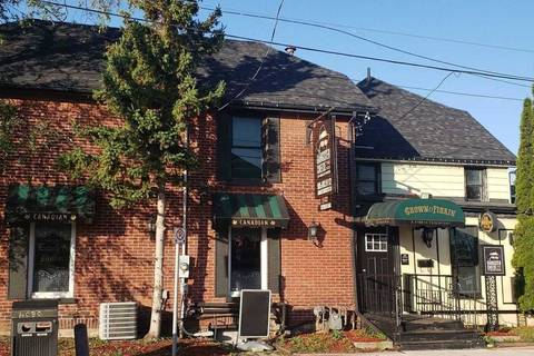 Commercial property for lease at 112 Colborne St Whitby Ontario - MLS: E4715091