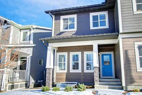 Townhouse for sale at 112 Cornerbrook Gt Northeast Calgary Alberta - MLS: C4287288