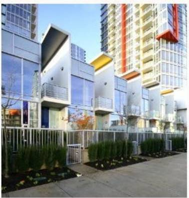Townhouse for sale at 112 Dunsmuir St Vancouver British Columbia - MLS: R2437895