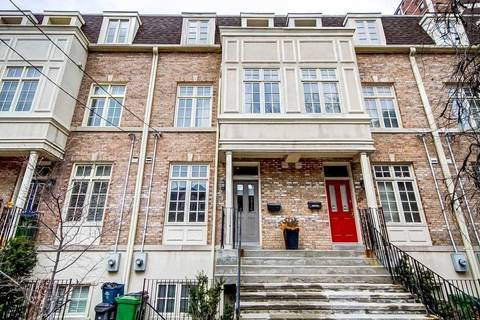 Townhouse for sale at 112 Earl Pl Toronto Ontario - MLS: C4730882