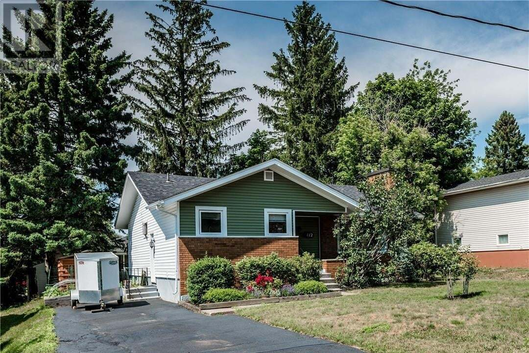 House for sale at 112 Harvey Rd Riverview New Brunswick - MLS: M129543