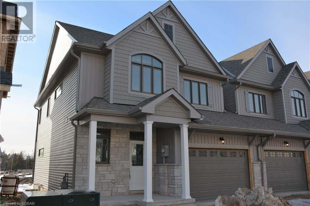 Townhouse for rent at 112 Jewel St The Blue Mountains Ontario - MLS: 248925