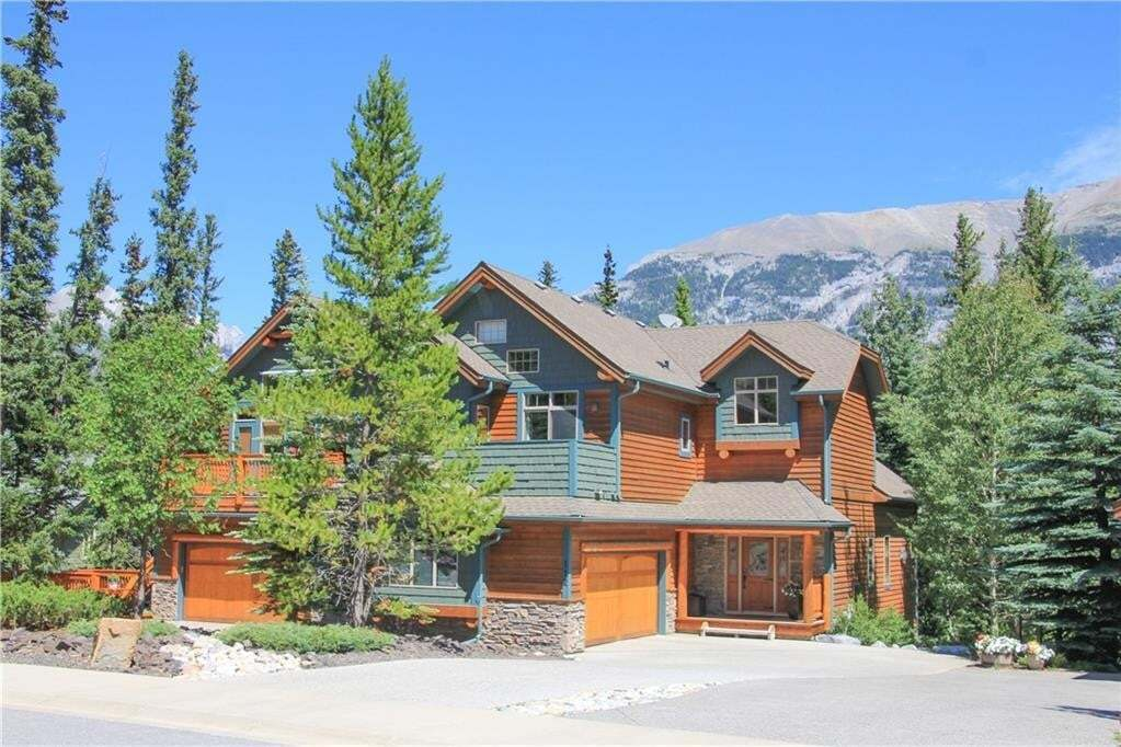 Townhouse for sale at 112 Krizan Ba Three Sisters, Canmore Alberta - MLS: C4303389