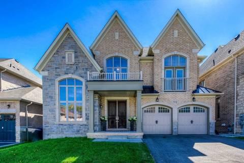 House for sale at 112 Lloyd Sanderson Dr Brampton Ontario - MLS: W4503415
