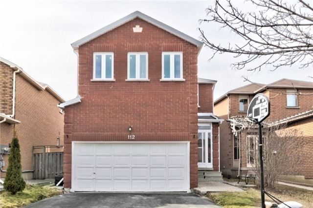 House for sale at 112 Mary Pearson Drive MARKHAM Ontario - MLS: N4283337