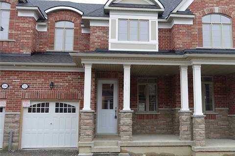 Townhouse for rent at 112 Masterson Ln Ajax Ontario - MLS: E4421532