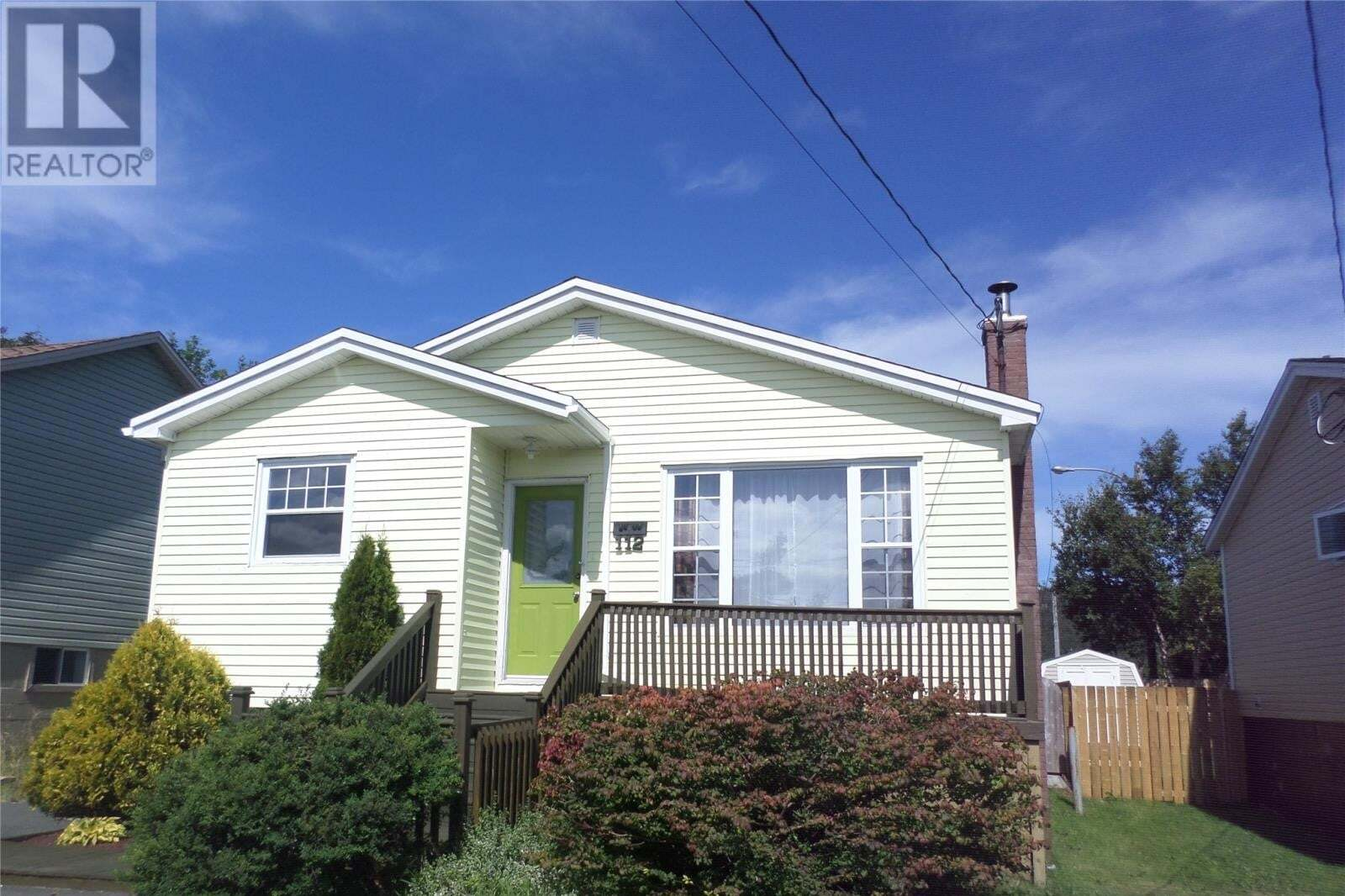House for sale at 112 Park Ave Mount Pearl Newfoundland - MLS: 1220810
