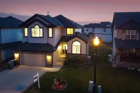 House for sale at 112 Rainbow Falls Grove  Chestermere Alberta - MLS: A1030789