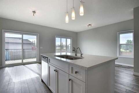 Townhouse for sale at 112 Reunion Lp Airdrie Alberta - MLS: C4267289