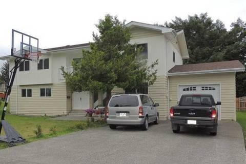 House for sale at 112 Rudderham Pl Prince Rupert British Columbia - MLS: R2243763
