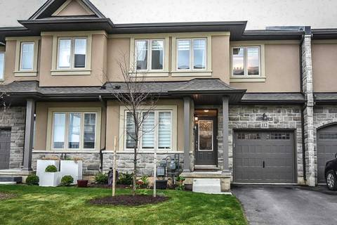 Townhouse for sale at 112 Shoreview Pl Hamilton Ontario - MLS: X4454110