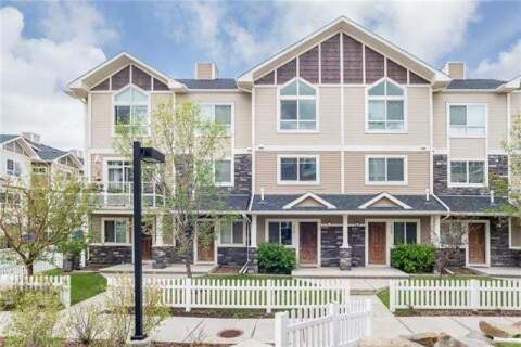 Townhouse for sale at 112 Skyview Ranch Garden(s) Northeast Calgary Alberta - MLS: C4305358