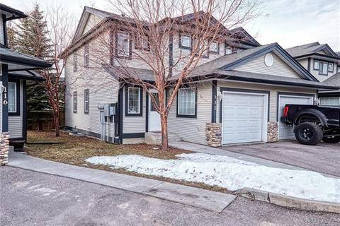 Townhouse for sale at 112 Stonemere Pl Chestermere Alberta - MLS: C4221942