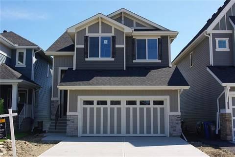 House for sale at 112 Sundown Vw Cochrane Alberta - MLS: C4225245