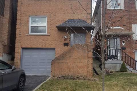 House for sale at 112 Swinton Cres Vaughan Ontario - MLS: N4720999