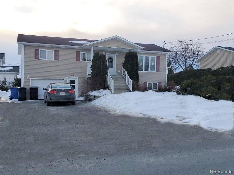House for sale at 112 Theriault  Drummond New Brunswick - MLS: NB038385