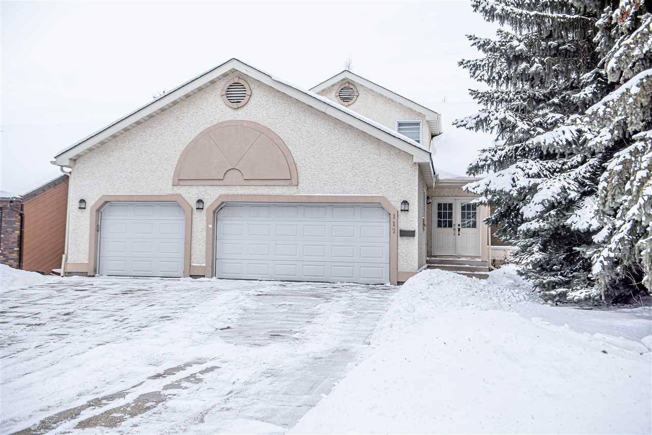 House for sale at  112 Village Sherwood Park Alberta - MLS: E4188449