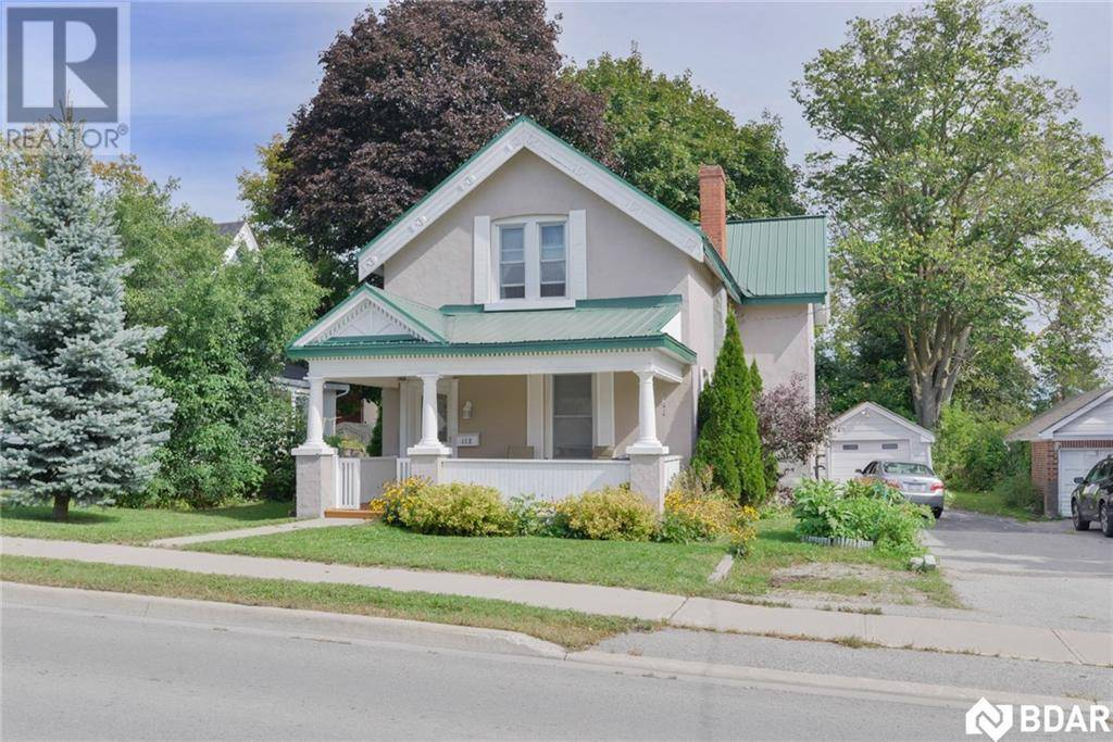 House for sale at 112 West St North Orillia Ontario - MLS: 30770401