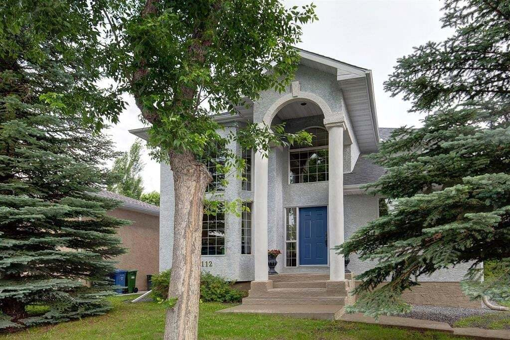 House for sale at 112 Wood Oak Wy Southwest Calgary Alberta - MLS: A1009652