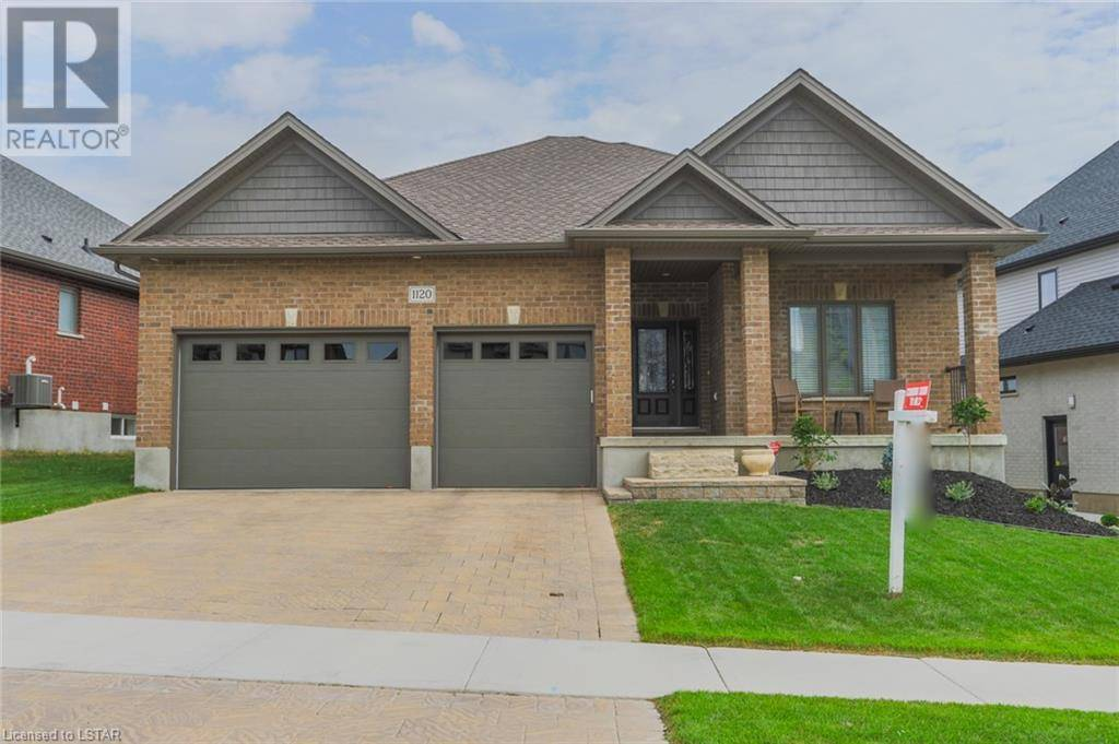 House for sale at 1120 Cranbrook Rd London Ontario - MLS: 215160
