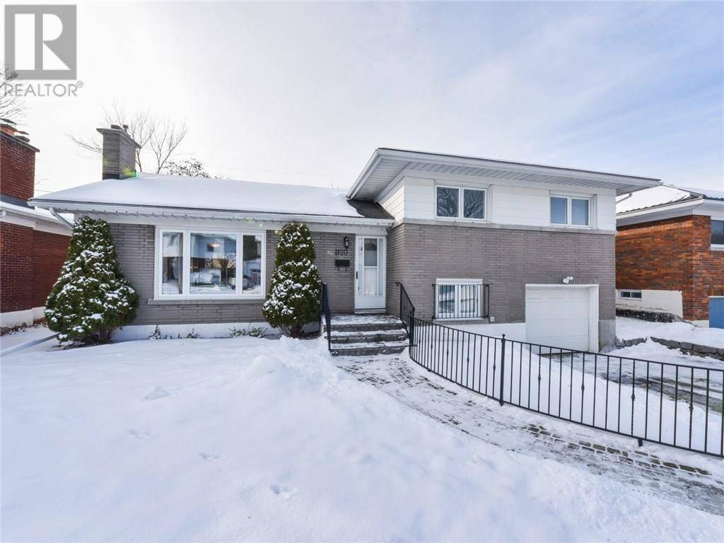 House for sale at 1120 Field St Ottawa Ontario - MLS: 1178218