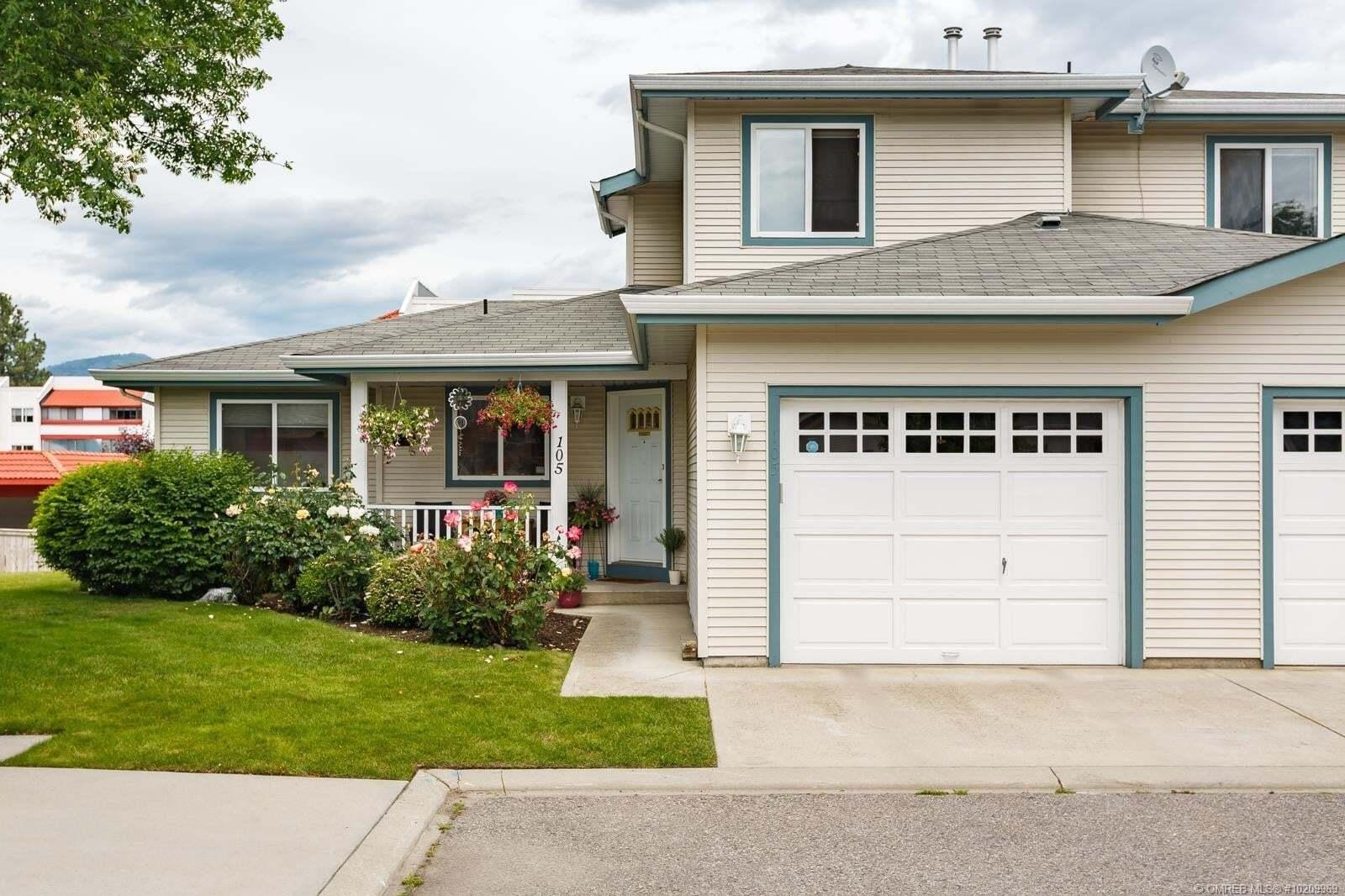 Townhouse for sale at 1120 Guisachan Rd Kelowna British Columbia - MLS: 10209969