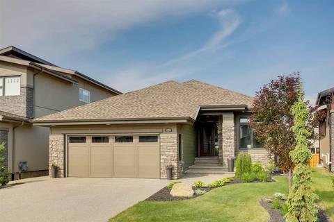 House for sale at 1120 Hainstock Gr Sw Edmonton Alberta - MLS: E4162231