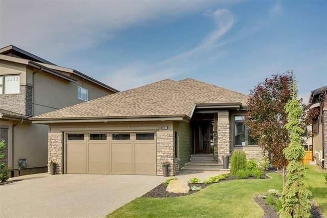 House for sale at 1120 Hainstock Gr Sw Edmonton Alberta - MLS: E4187173