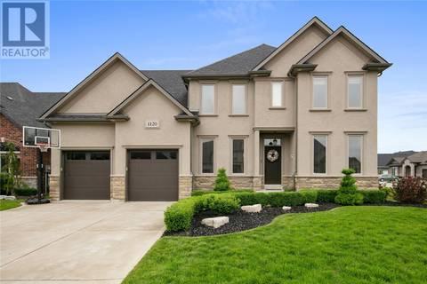 House for sale at 1120 Regency  Lakeshore Ontario - MLS: 19020443