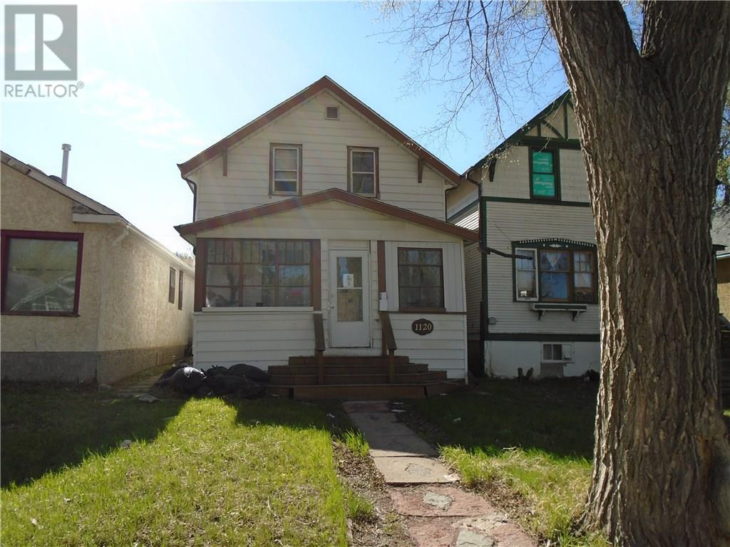 For Sale: 1120 Retallack Street, Regina, SK | 3 Bed, 1 Bath House for $65,000. See 2 photos!