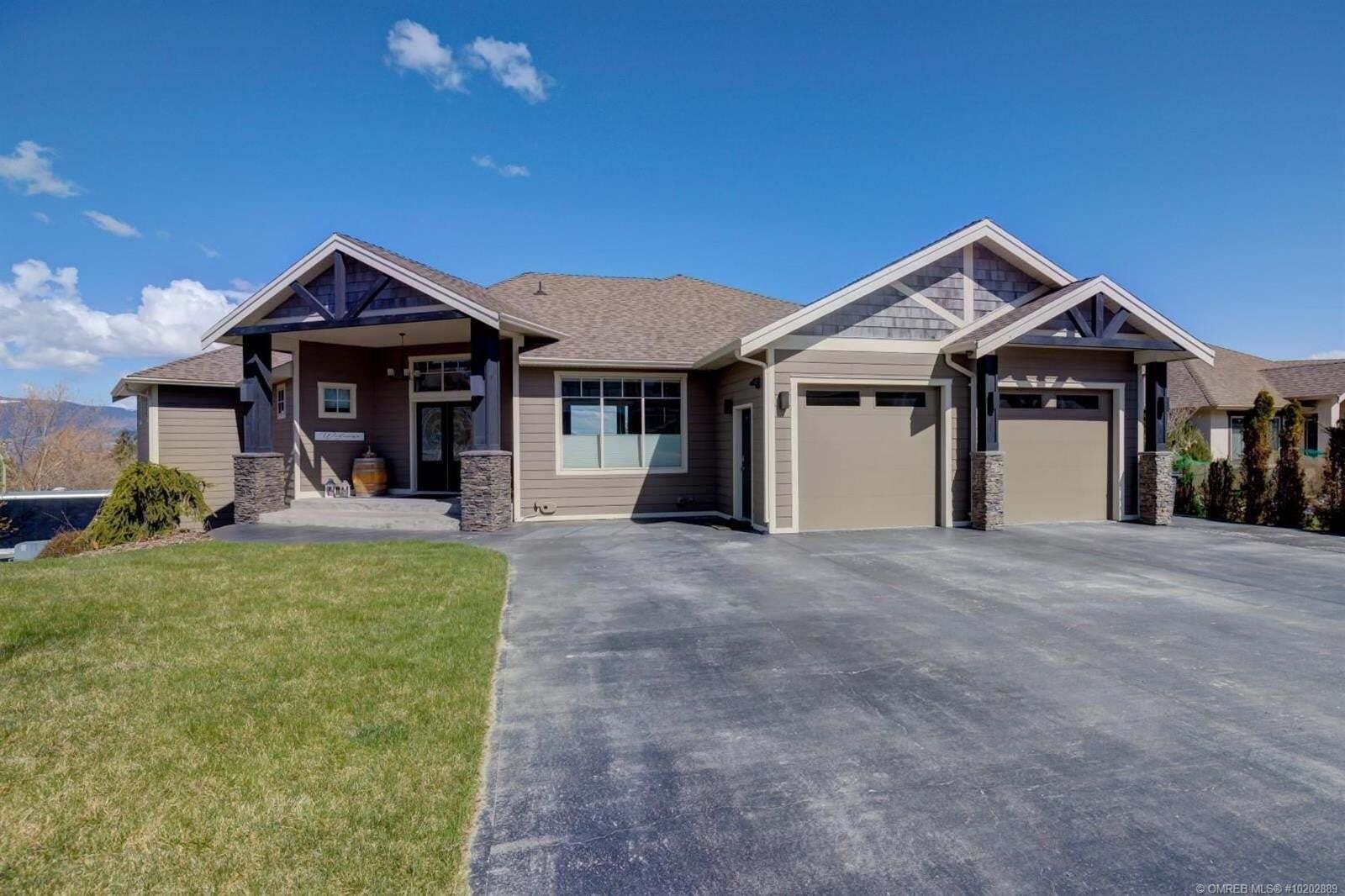 House for sale at 1120 Steele Ct Kelowna British Columbia - MLS: 10202889