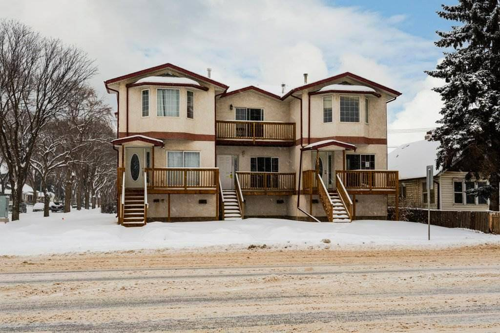 Townhouse for sale at 11203 90 St Nw Edmonton Alberta - MLS: E4191791