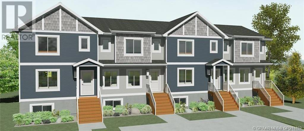Townhouse for sale at 11205 95 St Clairmont Alberta - MLS: GP211852