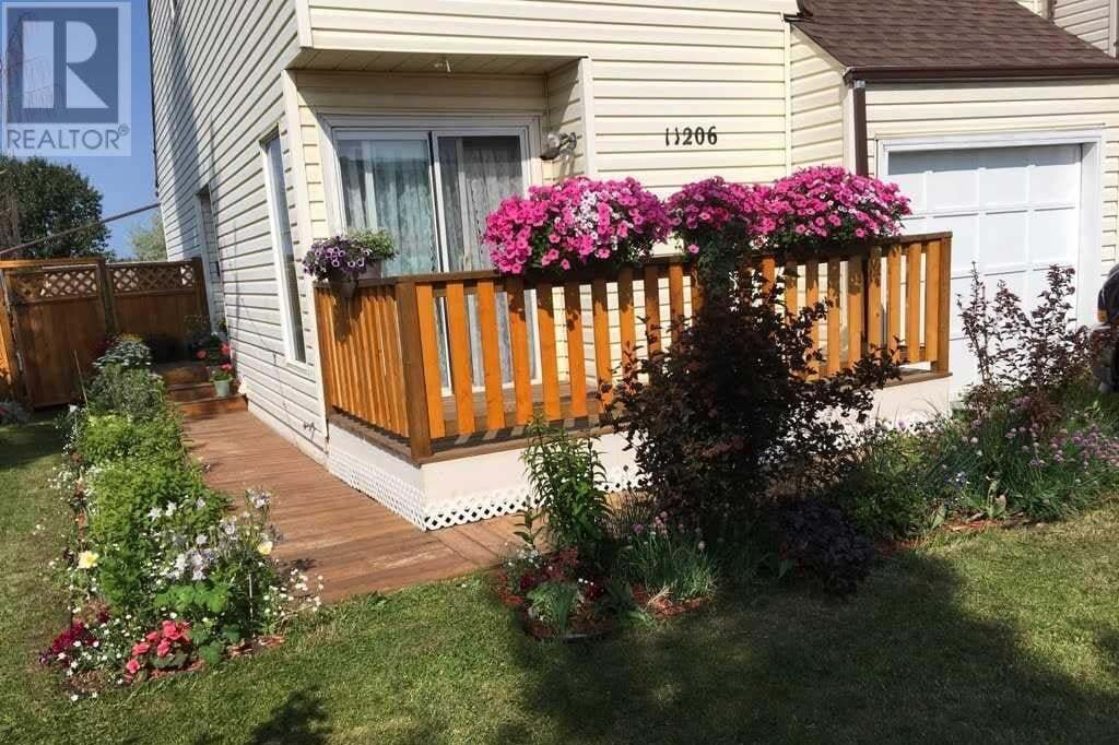 Townhouse for sale at 11206 89a St Fort St. John British Columbia - MLS: R2472205