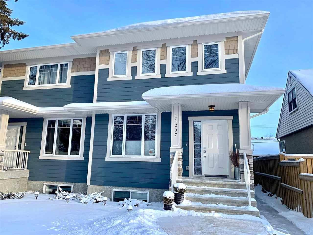 Townhouse for sale at 11207 132 St Nw Edmonton Alberta - MLS: E4175763