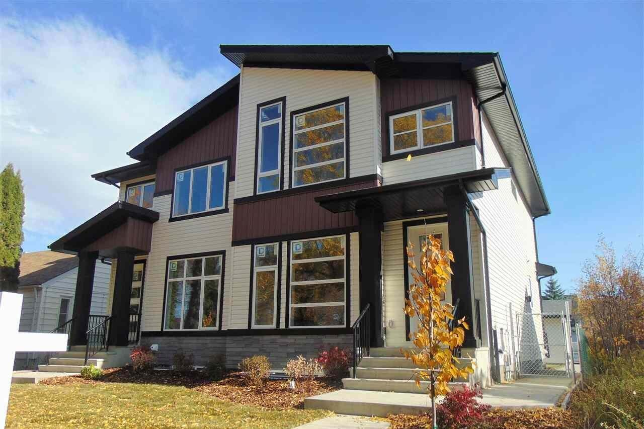Townhouse for sale at 11209/11211 103 St NW Edmonton Alberta - MLS: E4211972