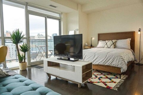 Apartment for rent at 460 Adelaide St Unit 1121 Toronto Ontario - MLS: C4978547